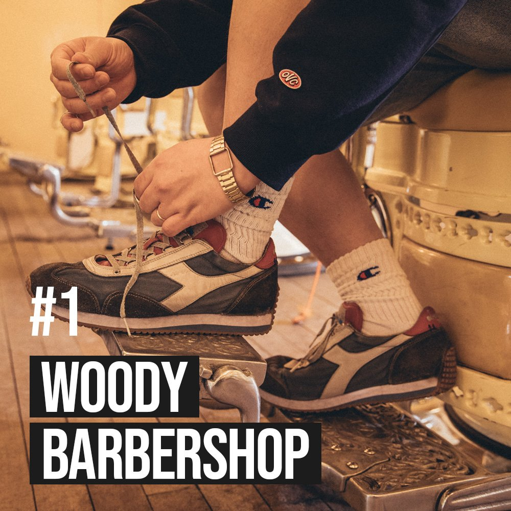 #1 Woody Barbershop